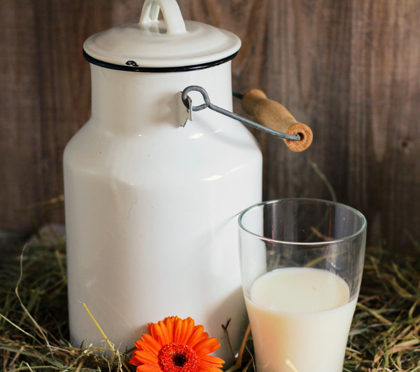 unpasteurized dairy